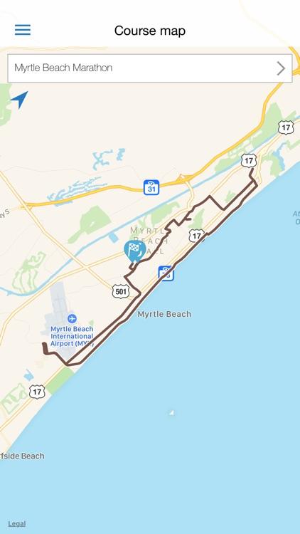 Myrtle Beach Marathon 2017 screenshot-4