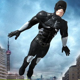 Super Hero Fighting City Mafia