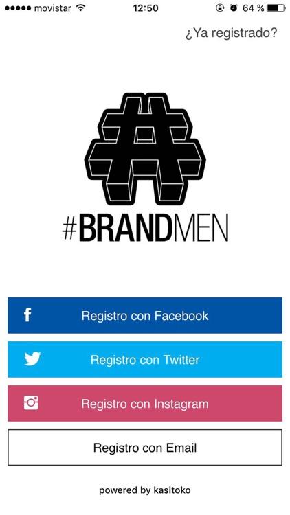 Brandmen Influencer App