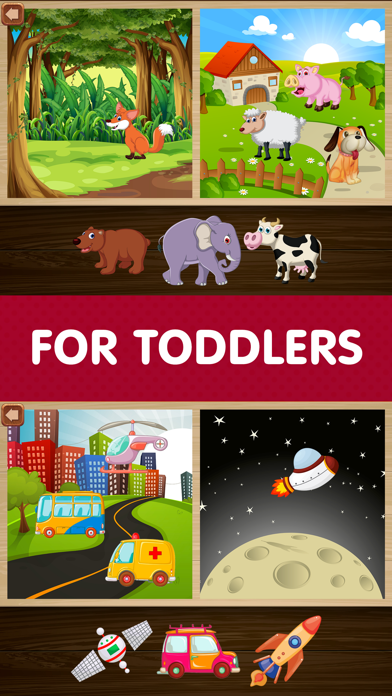 Sorter - Toddler & Baby Educational Learning Games screenshot 2