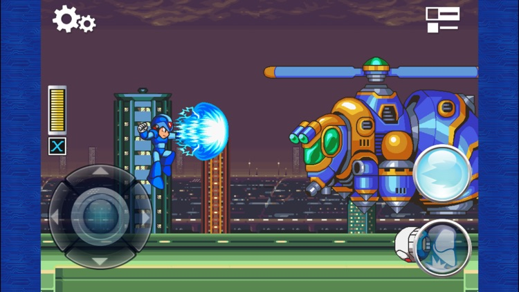 MEGA MAN X screenshot-0