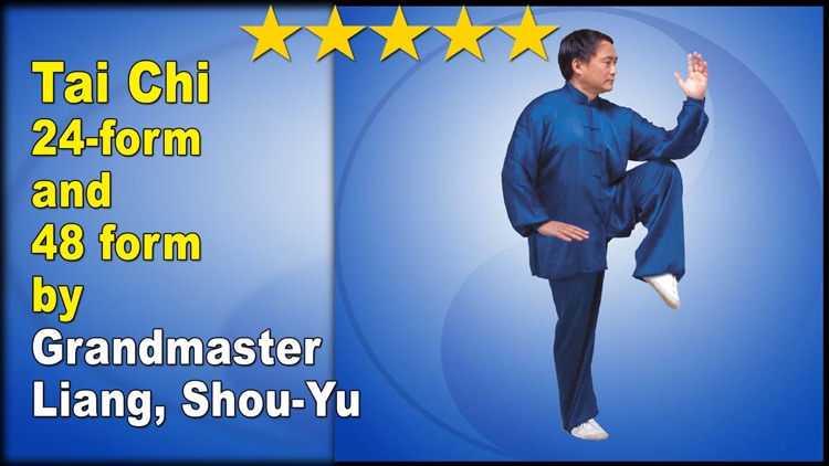 Tai Chi 24 & 48 Simplified Form