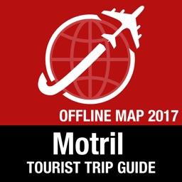 Motril Tourist Guide + Offline Map