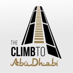 Climb to Abu Dhabi