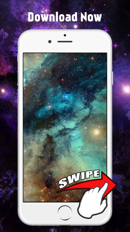 Space & Galaxy HD Wallpapers for Free screenshot-3
