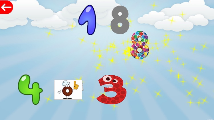 123 Match Number for Preschool Learn to Count 100