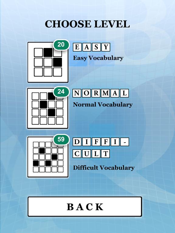 Crosswords Plus - the Free Crossword Puzzles App for iPad screenshot
