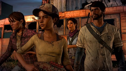 Screenshot #7 for The Walking Dead: A New Frontier