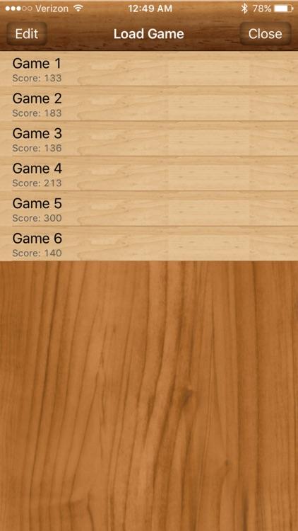 Bowling Calculator screenshot-3