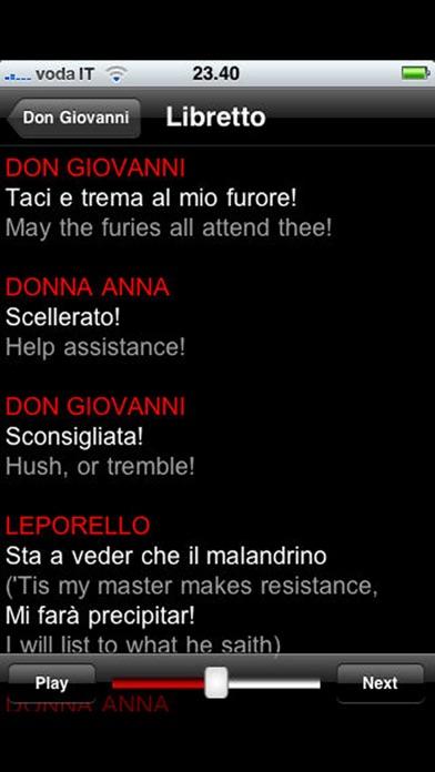 Opera: Don Giovanni