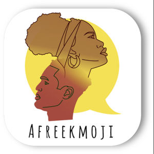 AfreekMoji app