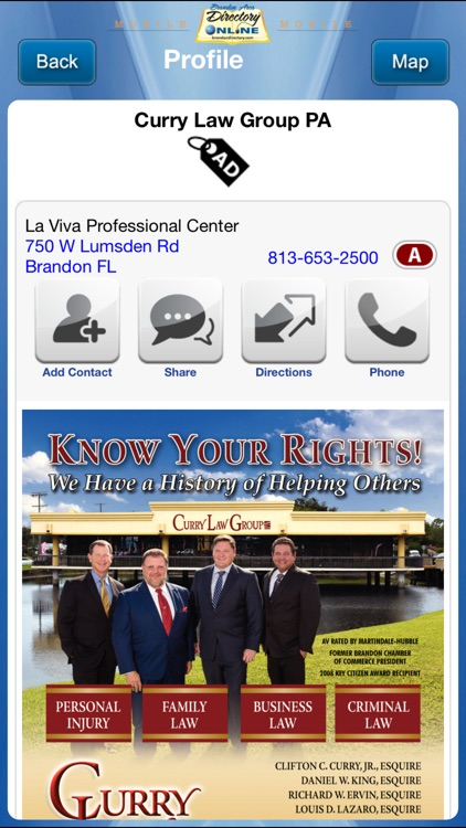 Brandon Directory Yellow Pages screenshot-3