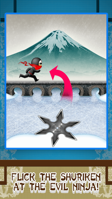 Ninja Choque Run: Mejor Estrella Película JuegoCaptura de pantalla de2