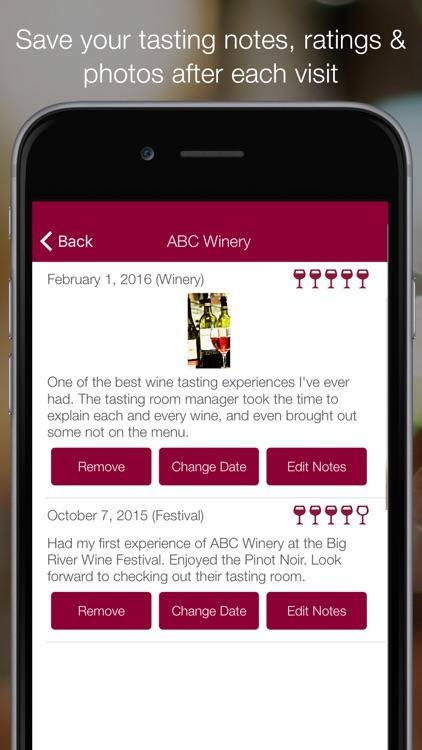 Winery Passport - Wine Tasting