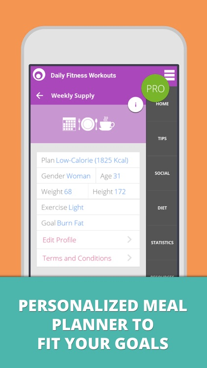 Daily Fitness Workouts - Lumowell Personal Trainer screenshot-4