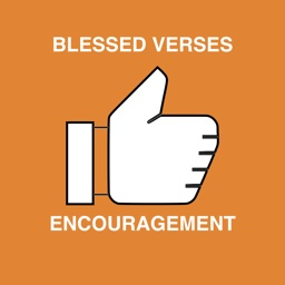 Blessed Verses Encouragement