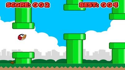 Tiny Red Bird screenshot 2
