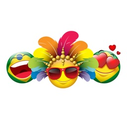 Brazil Emoji Stickers