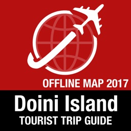 Doini Island Tourist Guide + Offline Map