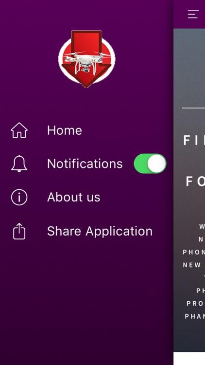 Firmware Notification For Dji Phantom
