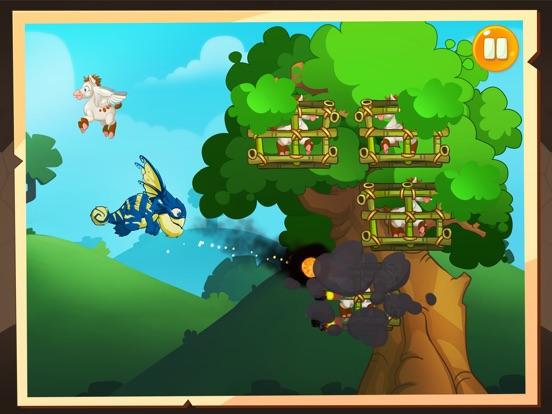 Dragons: Create & Fly! для iPad