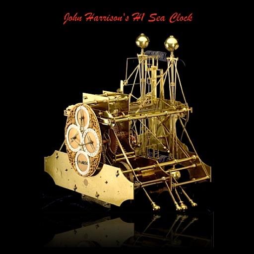 H1 Longitude Sea Clock