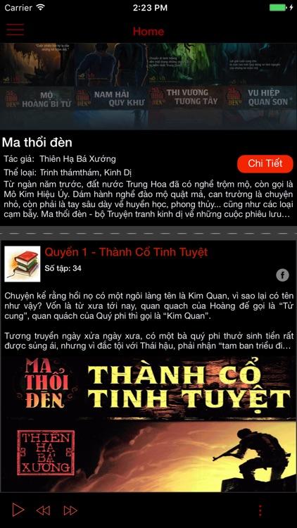 Ma Thổi Đèn - MC Nguyễn Thành