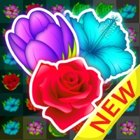 Codes for Garden Flower Match 3 - New puzzles game Hack