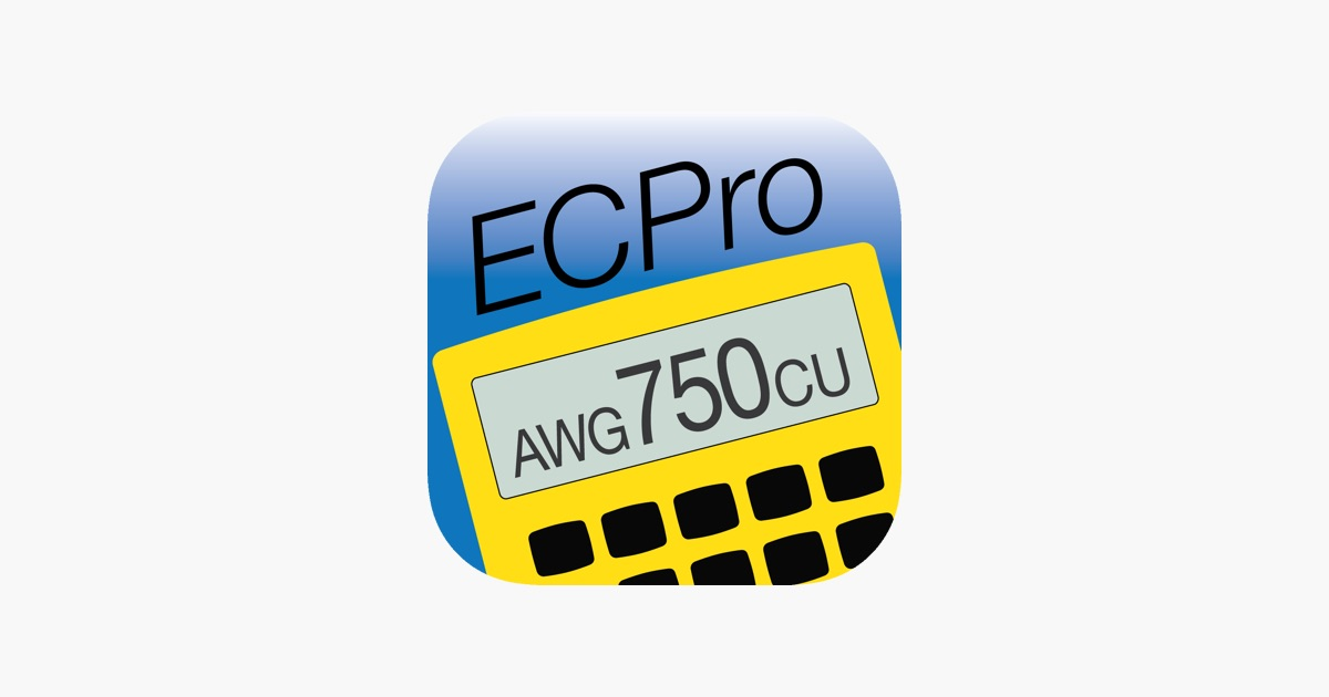 Electricalc pro advanced nec code calculator on the app store electricalc pro advanced nec code calculator on the app store keyboard keysfo Image collections