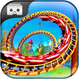 VR Roller Coaster Adventure 2017