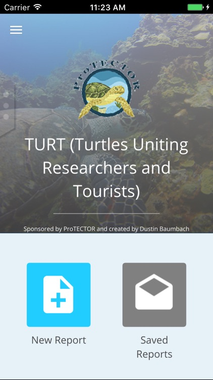 TURT (Turtles Uniting Researchers and Tourists)
