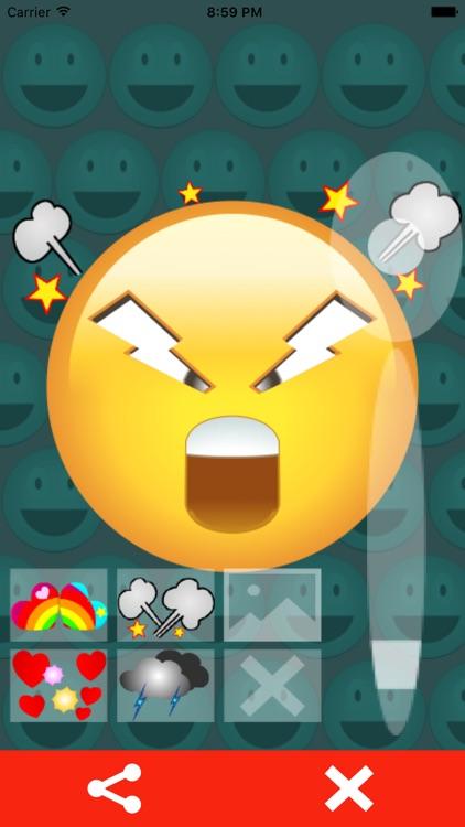 Emojiflex - Emoji Maker screenshot-4