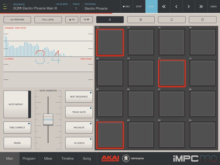 iMPC Pro screenshot-0