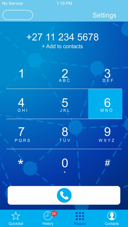 iConnect Softphone screenshot-4