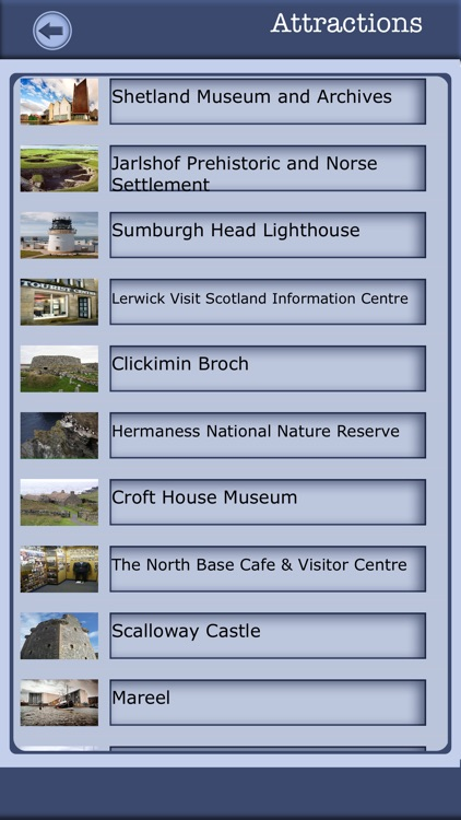 Shetland Island Offline Map Guide screenshot-2