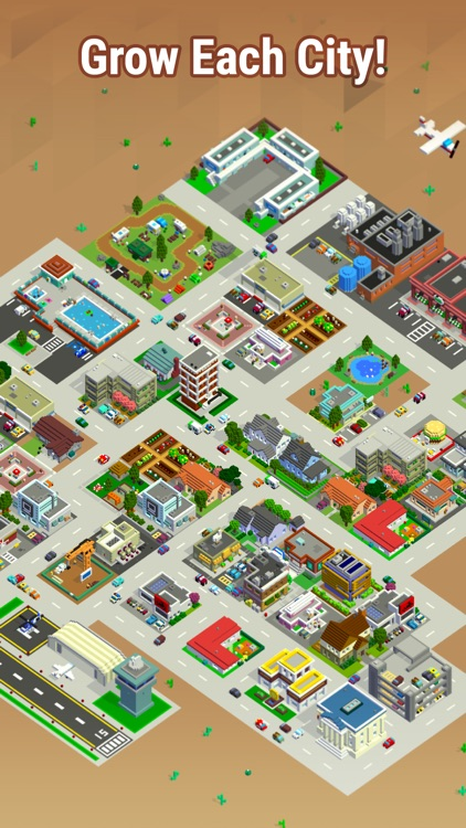 Bit City screenshot-1