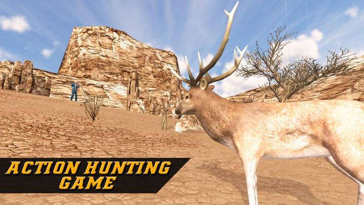 Wild Deer Hunt 2017 wilderness Sniper