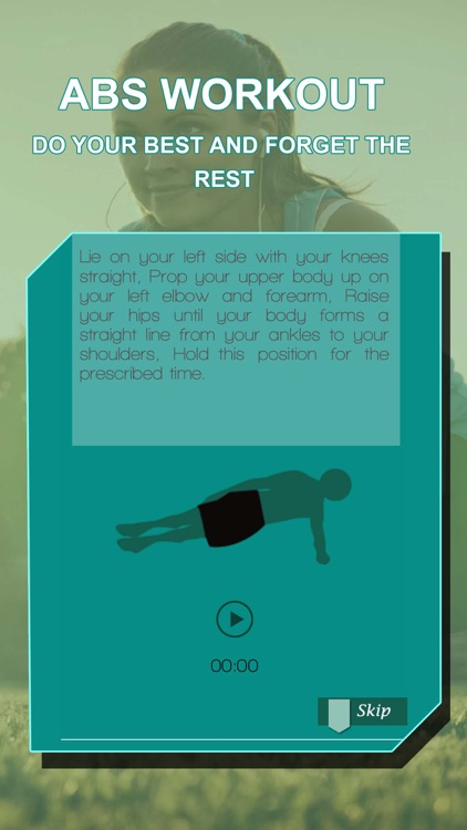 Perfect Abs Workout Pack screenshot-3