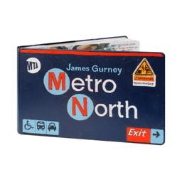 Living Sketchbook Vol. 2: Metro North