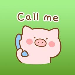 Piko The Pig Sticker Vol 3