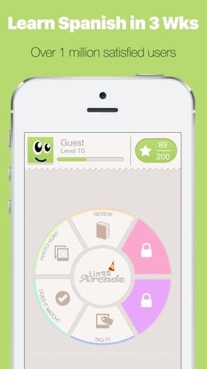 Learn Spanish with Lingo Arcade on the App Store