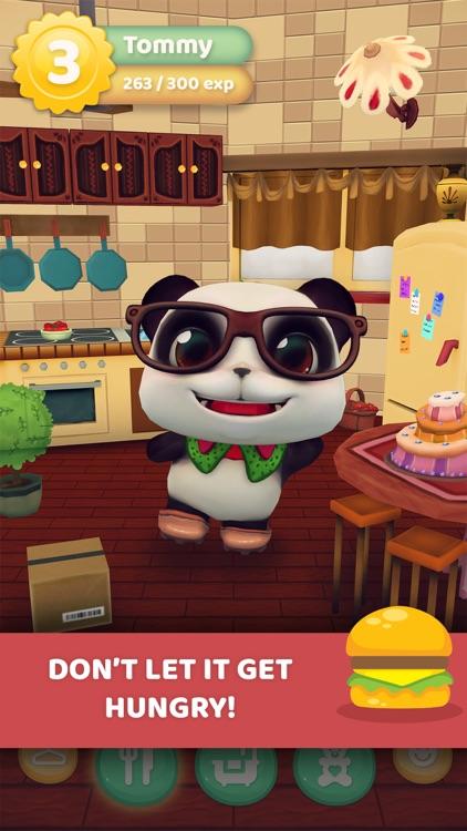 Panda Bear: Talking Tiny Virtual Pet