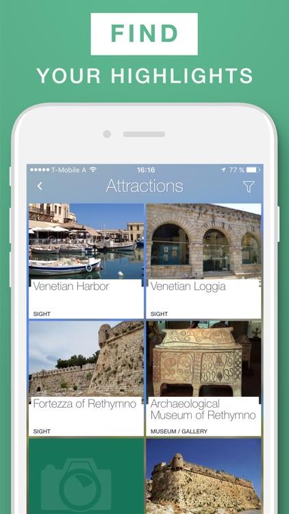 Crete - Travel Guide & Offline Map