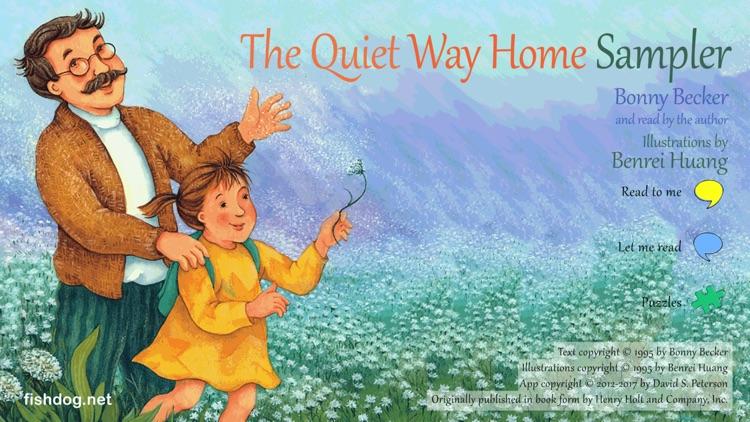The Quiet Way Home Sampler