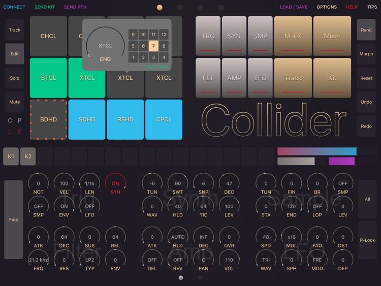 Collider - For The Analog Rytm