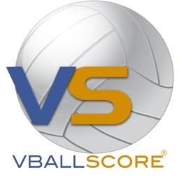 VBALLSCORE - Free Volleyball Scoreboard
