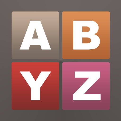 AlphabetZ: puzzle game