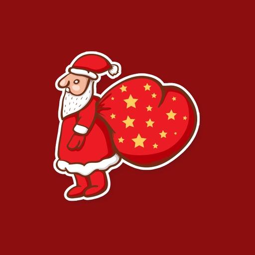 Christmas Sticker Doodles