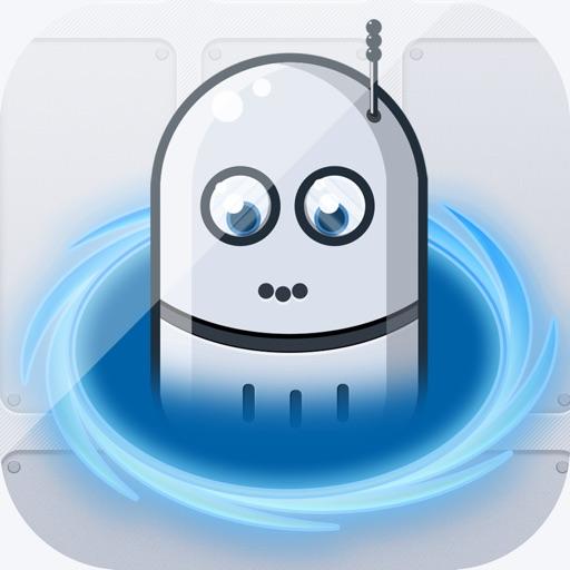 Portal Jumper - Save The Robot