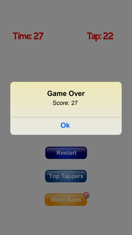 Speed Tapping - How Fast Can You Tap? screenshot-3